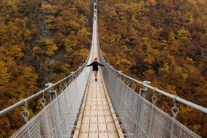 Geierlay - Hängeseilbrücke